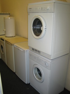 used secondhand white goods, washers, tumble driers, fridges, freezers, ovens and cookers